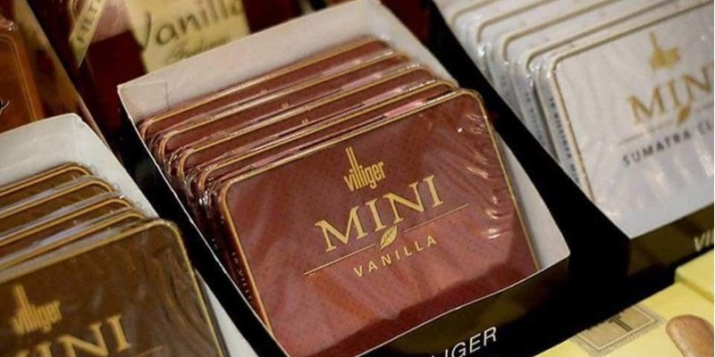 Mua xì gà (Cigar) mini ở hà nội