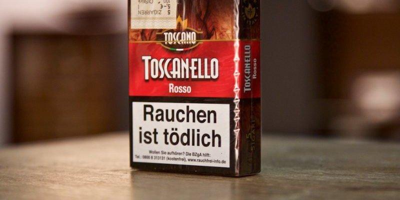 Giá xì gà mini Toscanello Rosso ở hà nội , TPHCM  ?