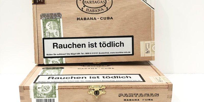 Mua Xì gà (Cigar) Partagas ở đâu hà nội, TPHCM ?