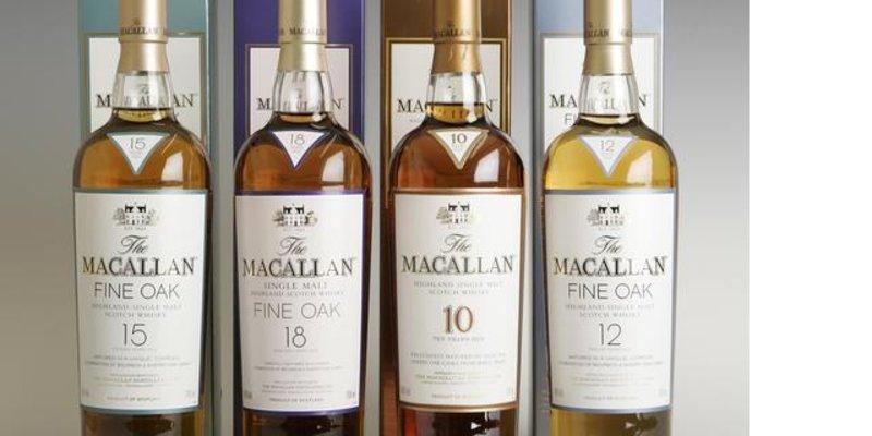 Cách nhận biết rượu macallan thật giả