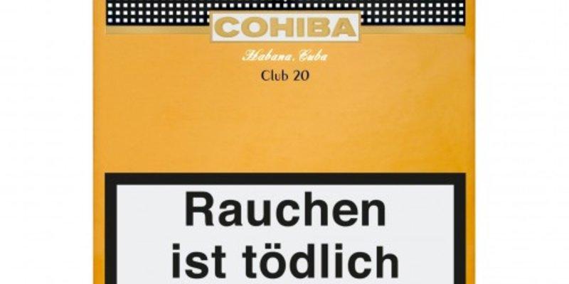 Mua xì gà Cohiba Club 10, 20 ở đâu ?