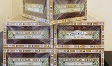 Địa chỉ mua xì gà Romeo Y Julieta Habana Reserve Titan uy tín