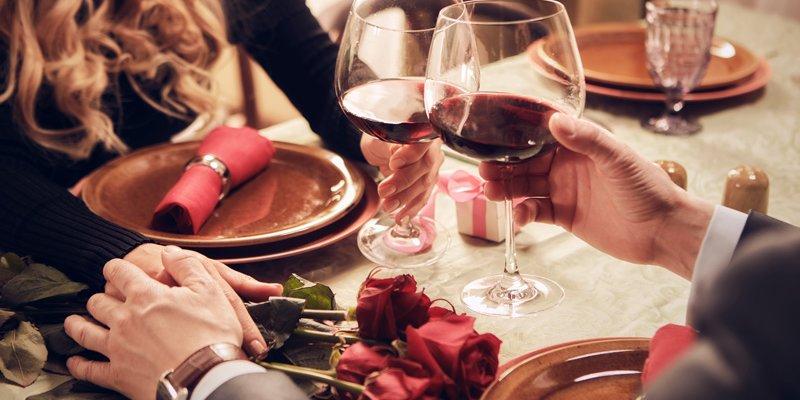 Nghệ thuật chọn rượu vang cho lần đầu hẹn hò