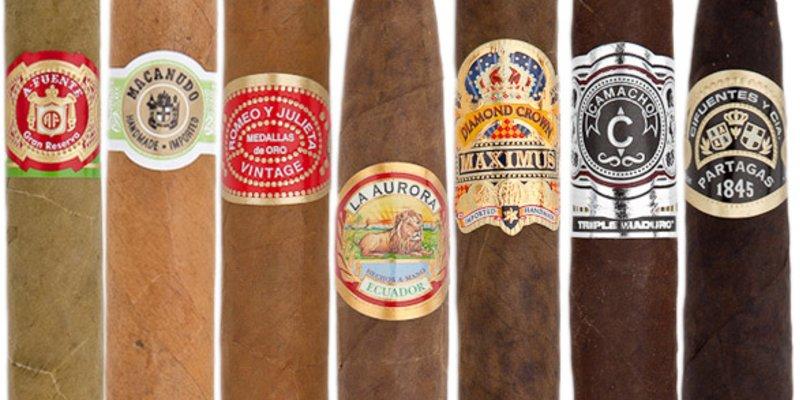 Đặc điểm,giá và cách phân loại các dòng xì gà (cigar )
