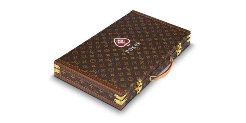 Bộ bài poker trị giá 24.000 USD của Louis Vuitton