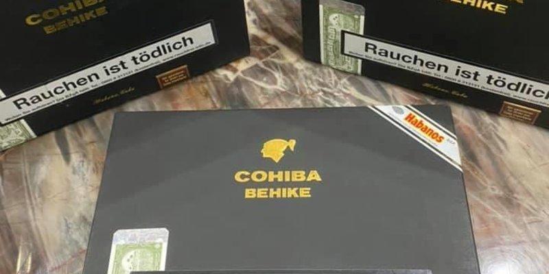 Mua xì gà cohiba behike 52,54,56 ở đầu uy tín tại Hà nội, TPHCM, Sài gòn, HN
