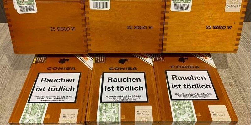 Xì gà (Cigar) nội địa Đức? Tại sao xì gà (cigar) nội địa Đức lại được dân chơi yêu thích ?