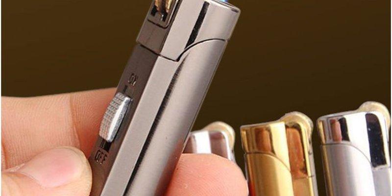 Bật lửa khò đúng chuẩn dành cho người hút xì gà