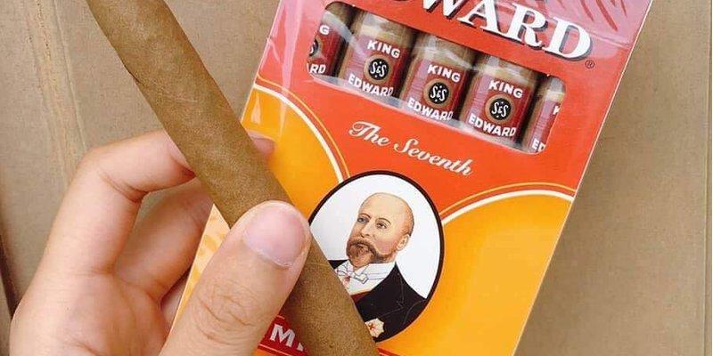 Xì gà king Edward có ngon không?