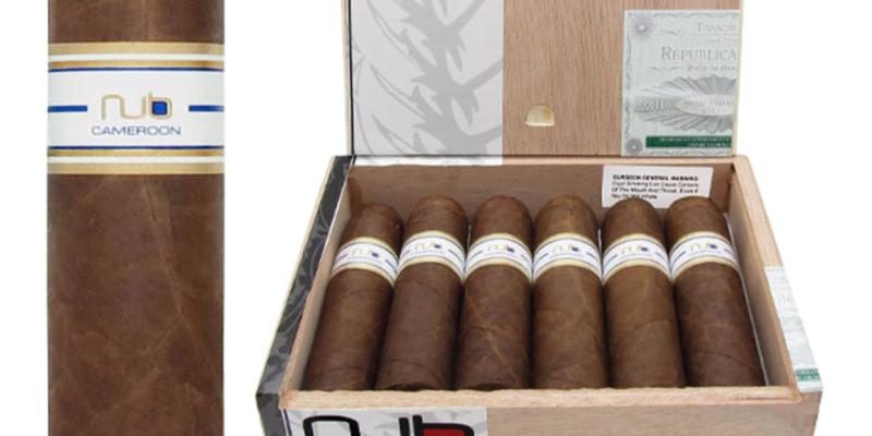 Review đánh giá xì gà (cigar) Nub 460 Cameroon