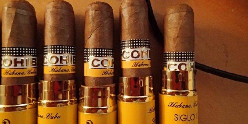 Các loại xì gà ngon nhất có mặt tại Việt Nam