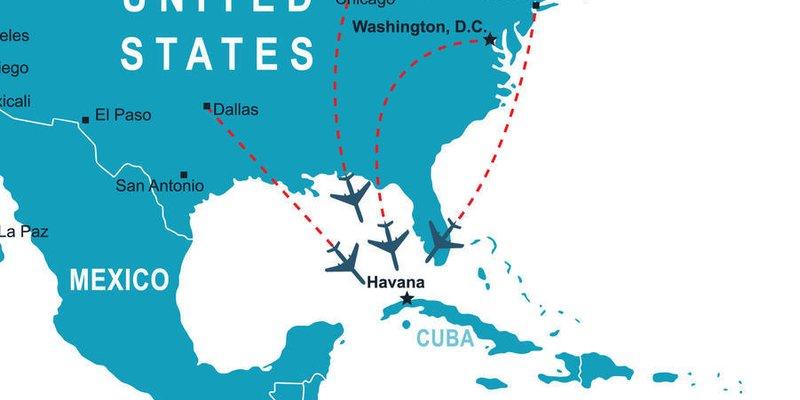 Cuba cắt giảm chuyến bay quốc tế trong năm mới 2021 do covid