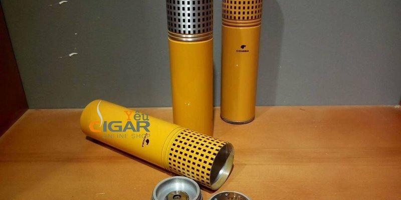 Ống đựng xì gà có tác dụng gì?