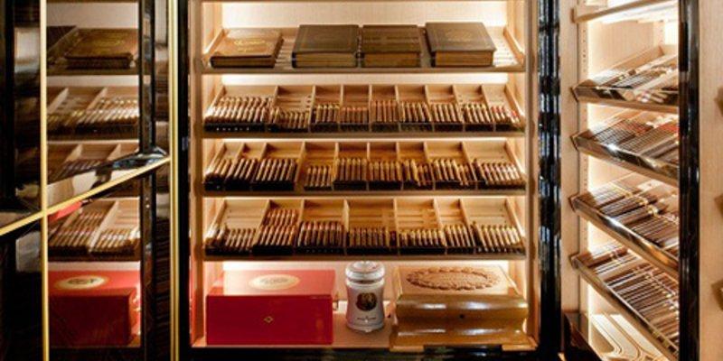 Kinh nghiệm chọn mua tủ phụ kiện xì gà