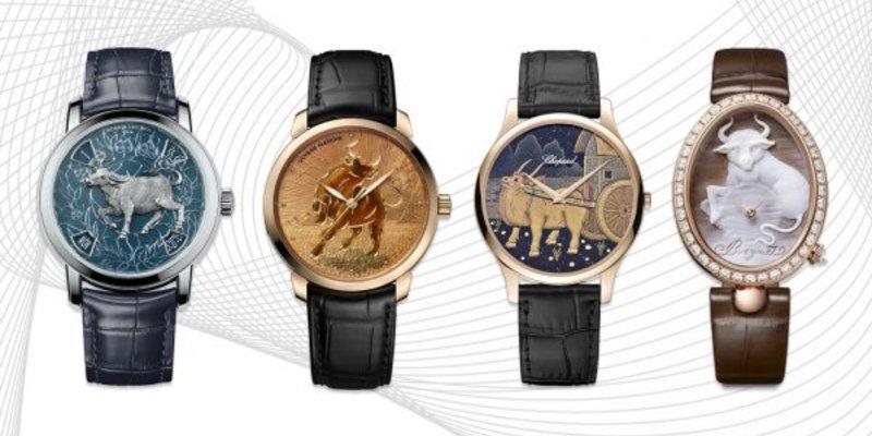 Các mẫu đồng hồ đặc biệt chào mừng năm Tân Sửu 2021