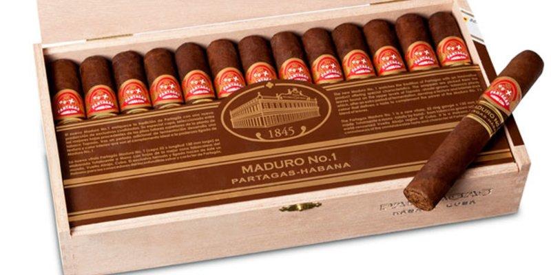 Hướng dẫn cách phân biệt xì gà Partagas thật – giả