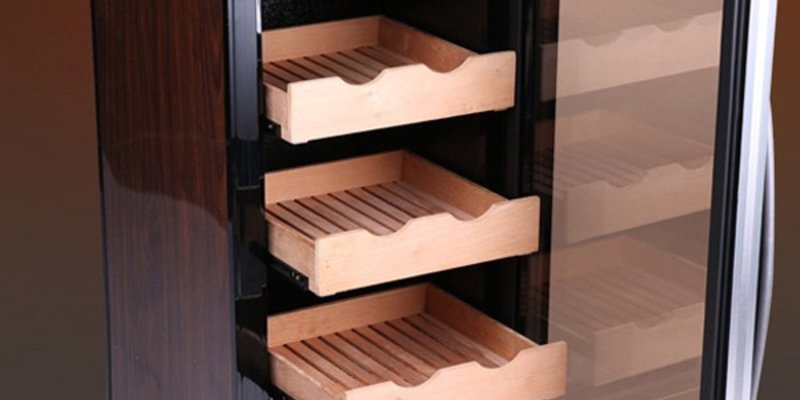 Những tính năng của tủ bảo quản xì gà