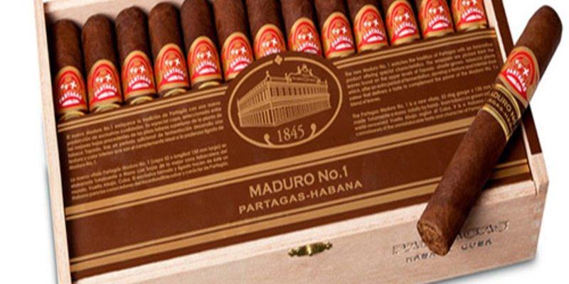 Vì sao dòng xì gà Partagas lại đắt như vậy?