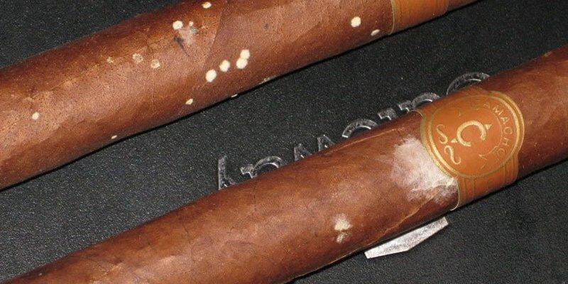 Cách khắc phục xì gà dư thừa độ ẩm