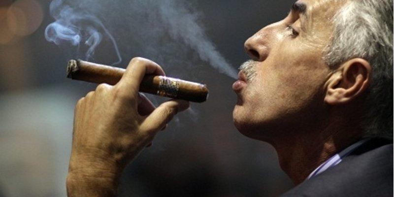 Kinh nghiệm của những người hút xì gà