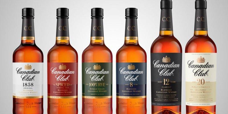 Rượu Whisky Canada pha trộn lúa mạch đen của JP Wiser