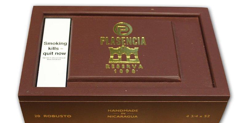 Review đánh giá, lịch sử của xì gà (cigar) Plasencia Reserva 1898 Robusto