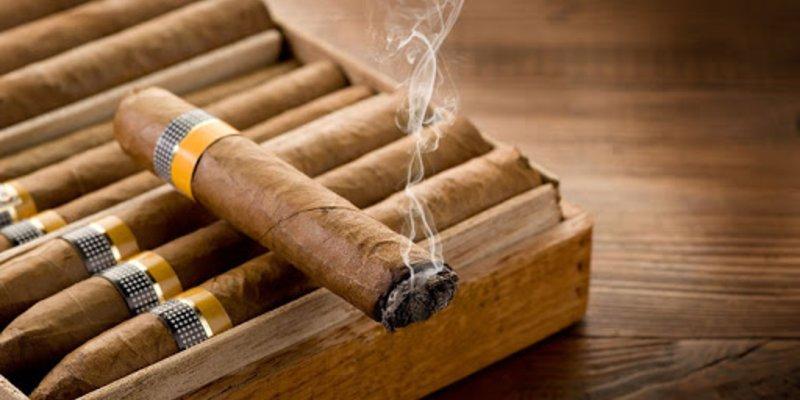 Ý tưởng táo bạo của một người hâm mộ xì gà