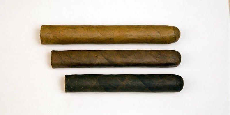 Lá xì gà ở thung lũng Connecticut