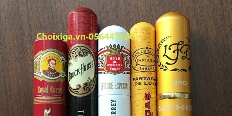 Bảo quản xì gà bằng ống nhôm tubos có ổn không ?
