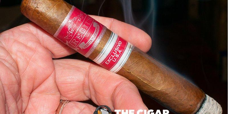 Đánh giá xì gà Regius Red Exclusivo Red USA Toro Cigar