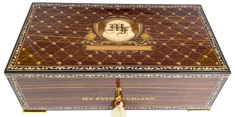 Review, đánh giá MY FATHER HUMIDOR DELUXE