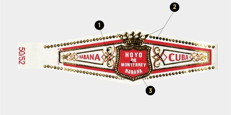 Làm thế nào để phát hiện một Hoyo De Monterrey giả mạo