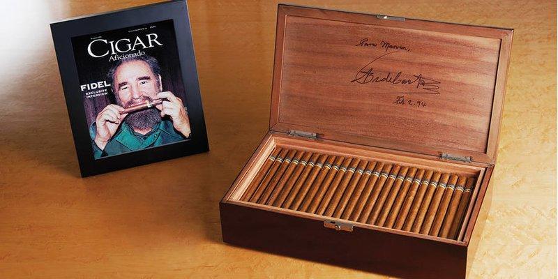 Lịch sử 50 năm của xì gà (cigar ) cohiba