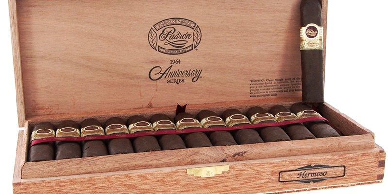 Top 3 xì gà 2020 Padrón 1964 Anniversary Series Hermoso
