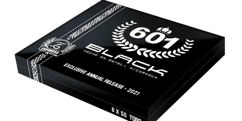 ESPINOSA 601 BLACK TRỞ LẠI DƯỚI DẠNG PHIÊN BẢN GIỚI HẠN HÀNG NĂM