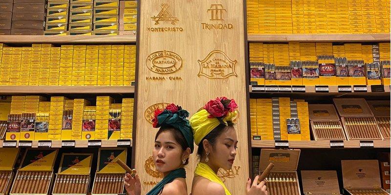 Mua xì gà online tại TPHCM, Sài Gòn, HCM như thế nào ?
