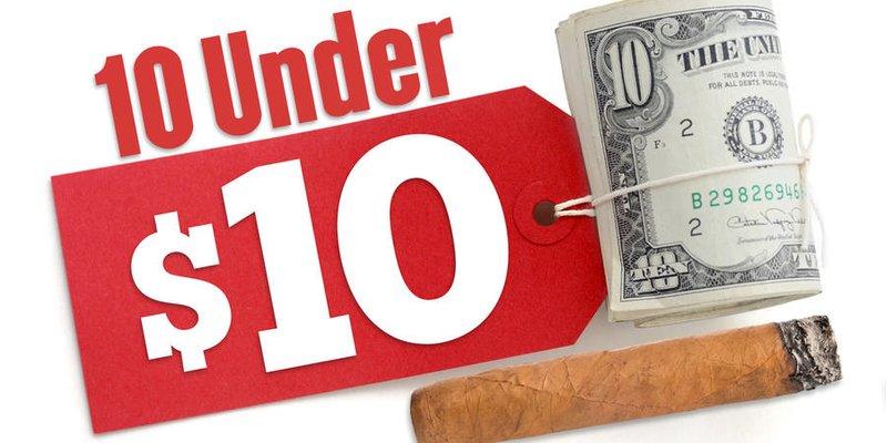 10 loại xì gà hàng đầu dưới $ 10 (200 Nghìn)