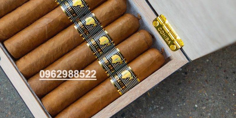 Xì gà (Cigar)COHIBA BEHIKE - ĐỈNH CAO CỦA XÌ GÀ CUBA