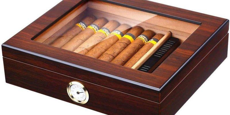 Cách sử dụng hộp bảo quản giữ ẩm xì gà một cách tốt nhất