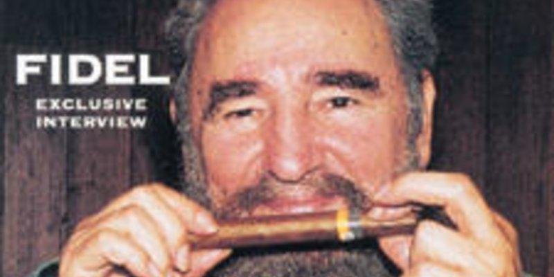 Cohiba - xì gà của Fidel Castro