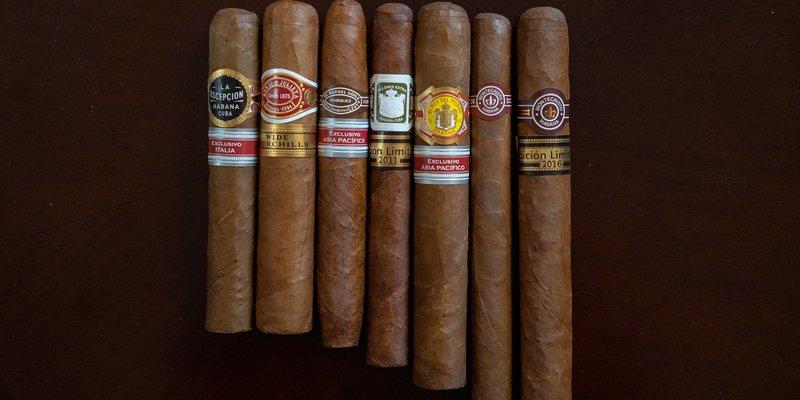 Loại xì gà nào tốt nhất?