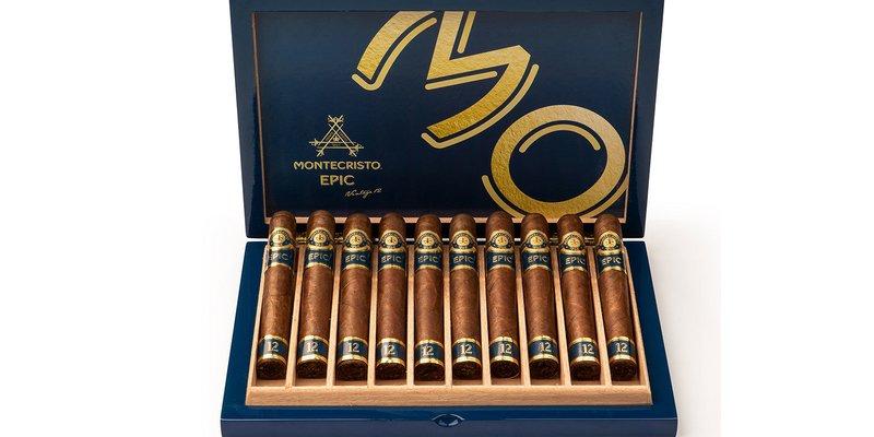 Xì gà MONTECRISTO EPIC VINTAGE 12 được bán
