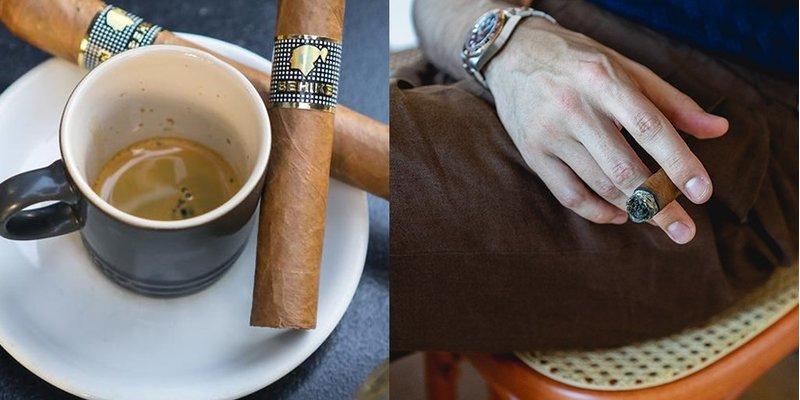 Tìm hiểu về xì gà Cohiba Behike