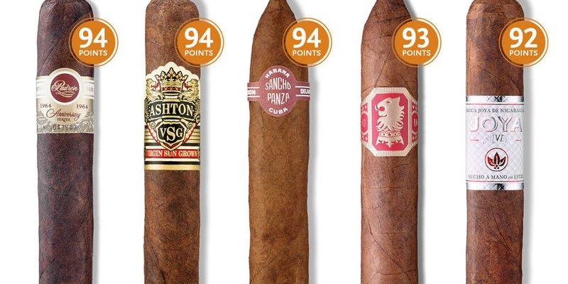 13 loại xì gà ngon được đánh giá cao năm 2021 nên hút ngay bây giờ