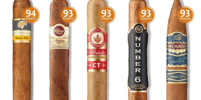 16 loại xì gà ngon nhất bạn cần cho mùa thu
