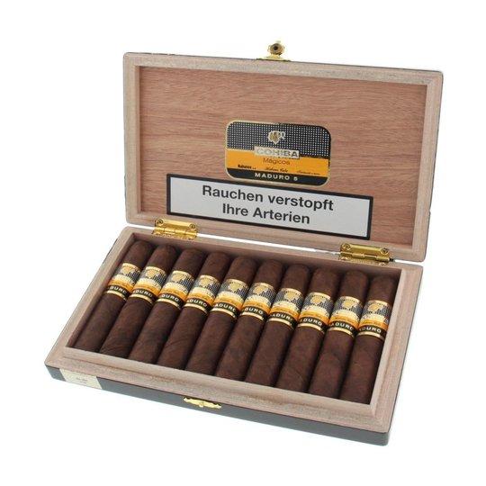 Xì gà Cohiba Genios Maduro 5 – Hộp 10 điếu
