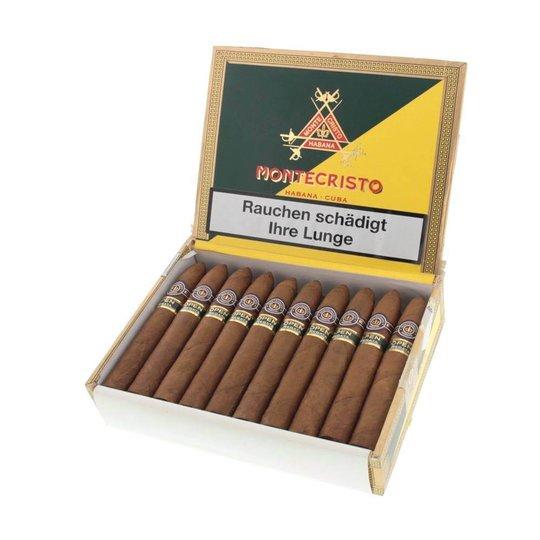 Xì gà Montecristo Regata – Hộp 20 điếu