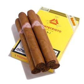 Xì gà Montecristo No.4 – Hộp 25 điếu