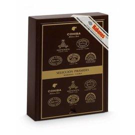 Xì gà Habanos Seleccion Piramides - Hộp 6 Điếu