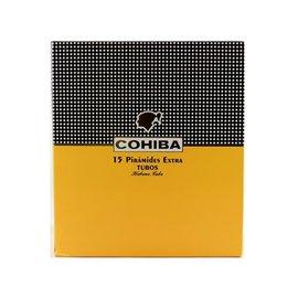 Xì gà Cohiba Piramides Extra Tubos - Hộp 15 điếu